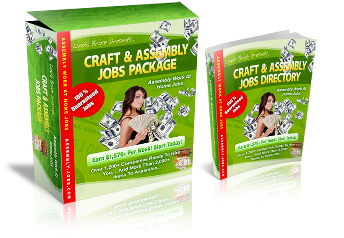 Craft & Assembly Jobs Package